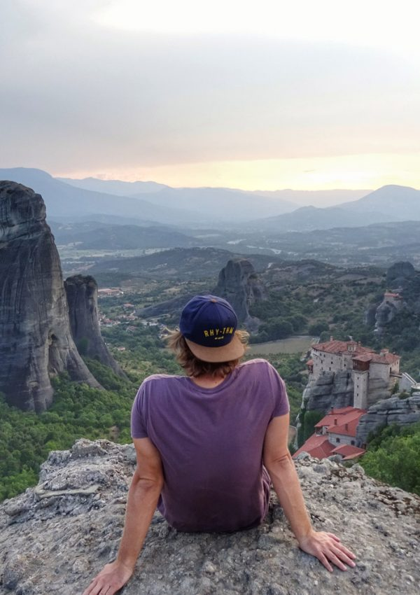 22 Pictures of Meteora, that will Make you Want to Buy a Plane Ticket to Greece