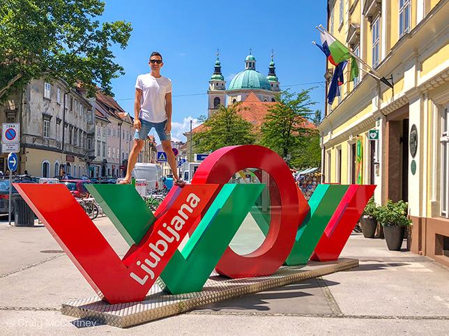 City of Ljubljana - Slovenia