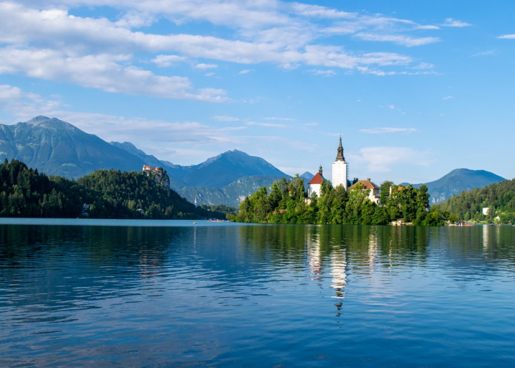 Lake Bled - Slovenia's Famous Lake
